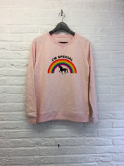 Licorne I'm special - Sweat Femme-Sweat shirts-Atelier Amelot