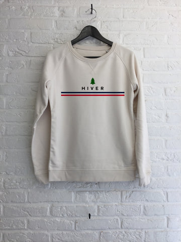 Hiver - Sweat - Femme