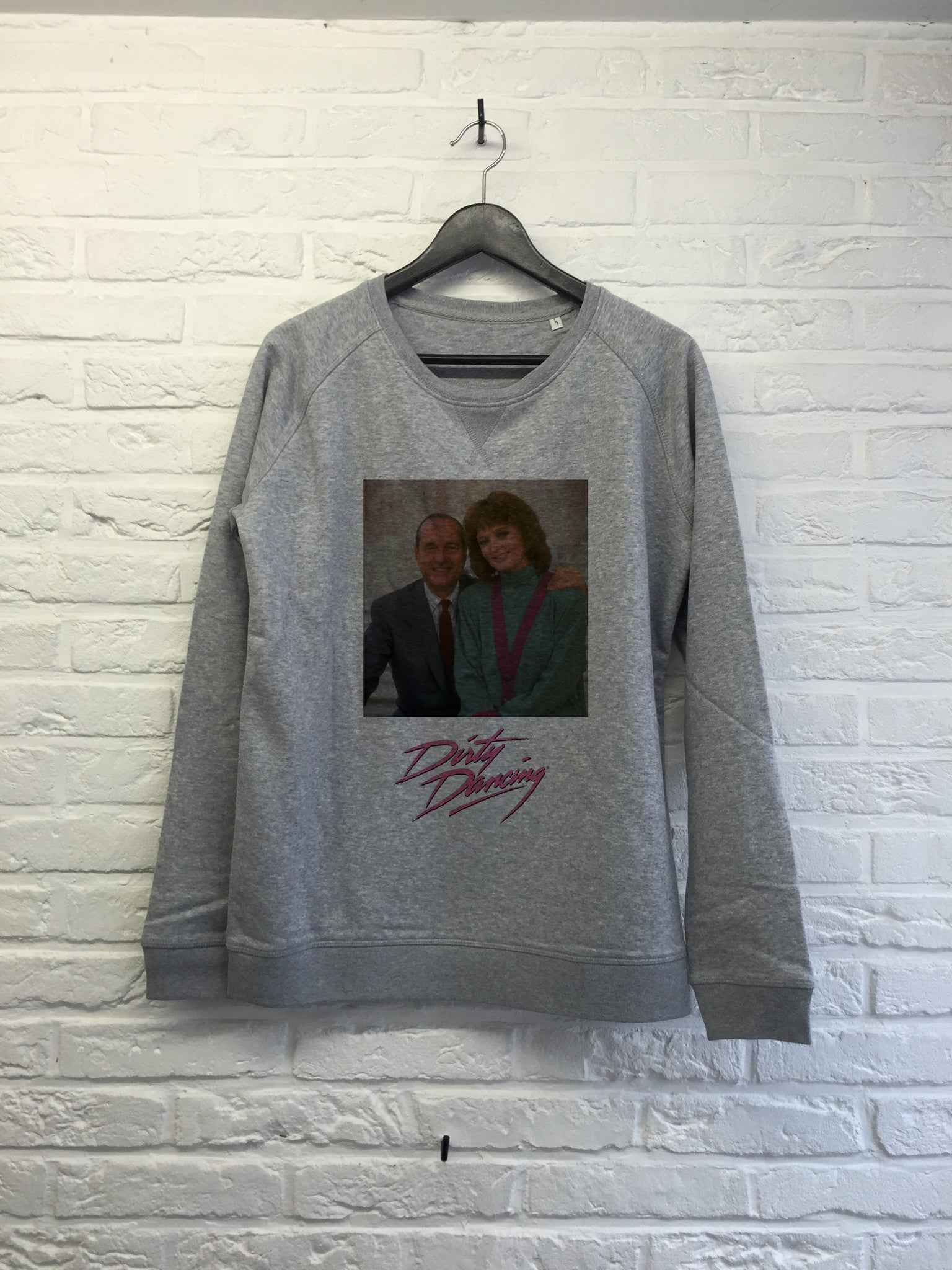 Chirac Dirty Dancing - Sweat - Femme-Sweat shirts-Atelier Amelot
