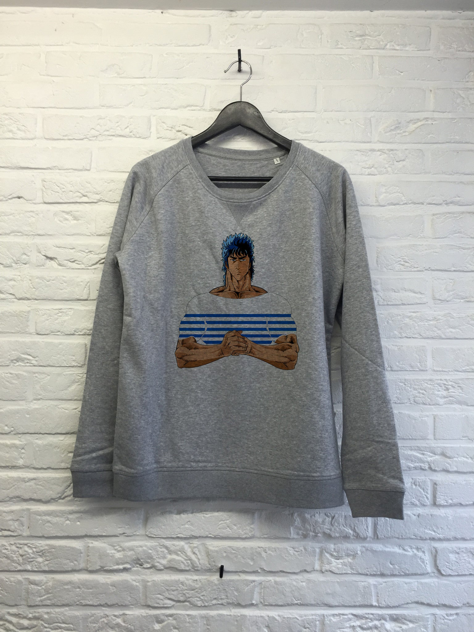 TH Gallery - Ken J.P.G - Sweat Femme-Sweat shirts-Atelier Amelot
