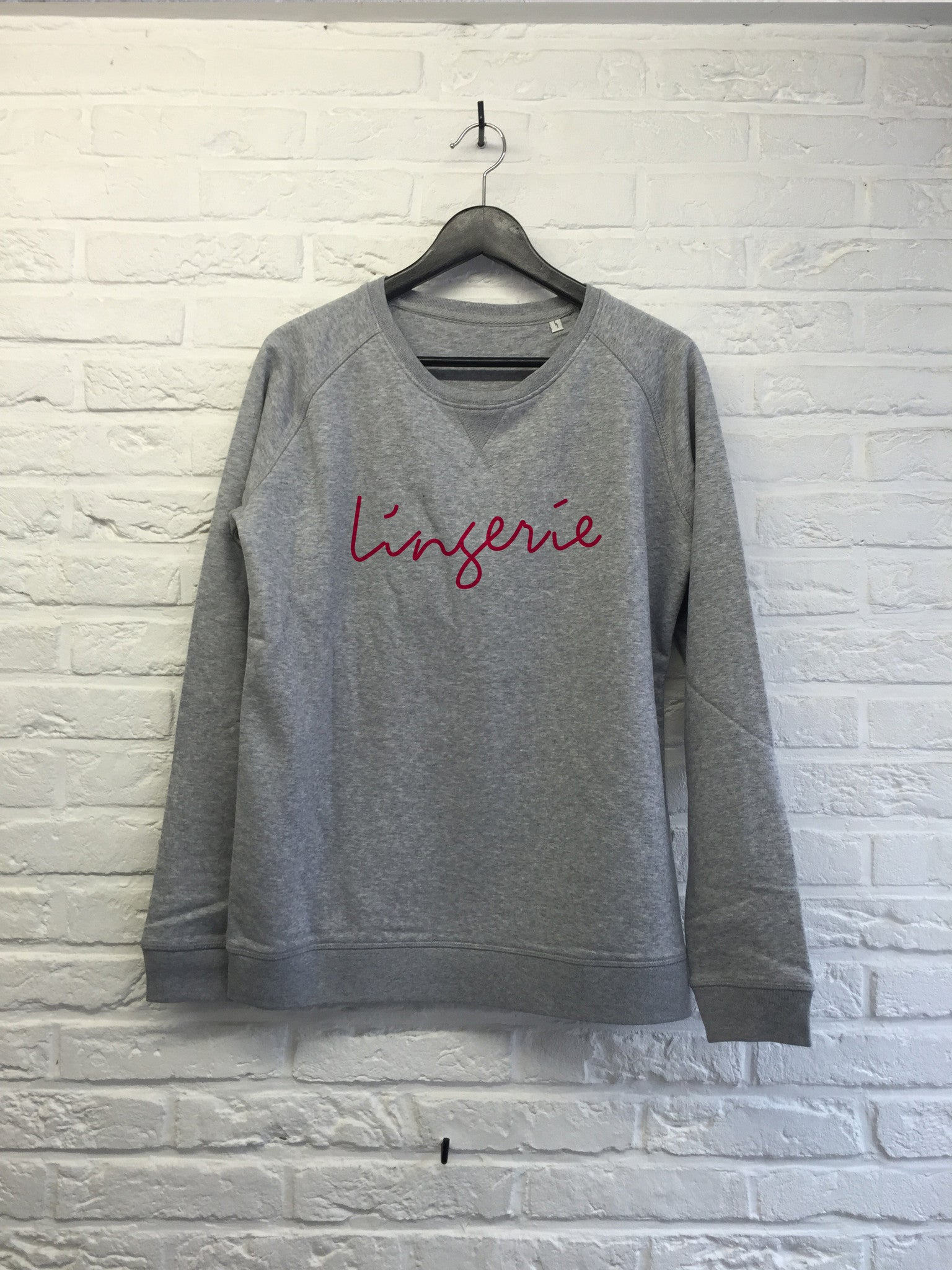 Lingerie - Sweat Femme-Sweat shirts-Atelier Amelot