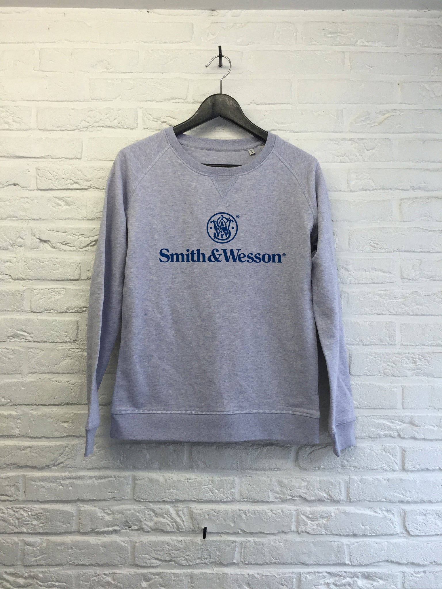 Smith & wesson - Sweat Femme-Sweat shirts-Atelier Amelot