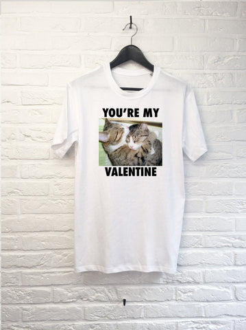 You're my Valentine