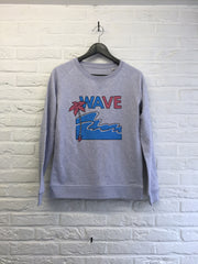 Wave - Sweat - Femme-Sweat shirts-Atelier Amelot
