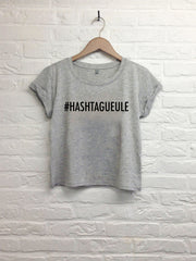 Hashtagueule - Crop Top