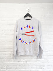 TH Gallery - École buissonière - Sweat-Sweat shirts-Atelier Amelot