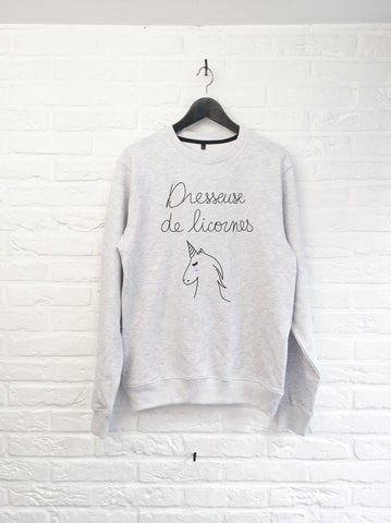 Dresseuse de Licorne - Sweat