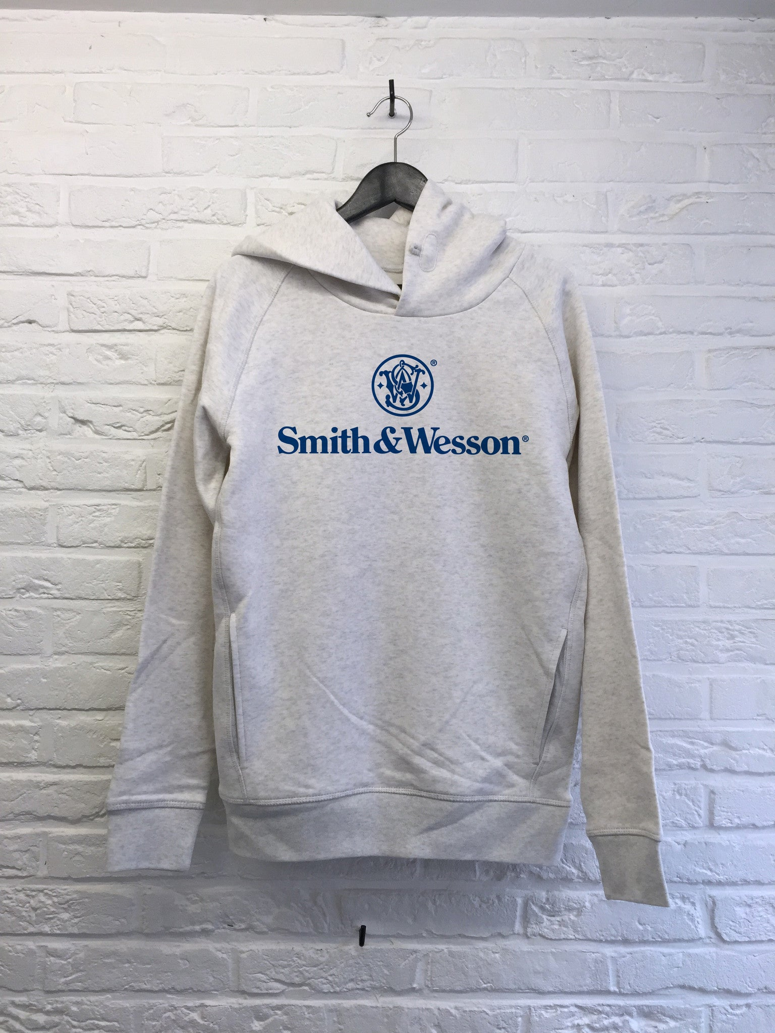 Smith and Wesson - Hoodie Deluxe-Sweat shirts-Atelier Amelot