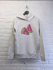 Tranches de pasteque - Hoodie Deluxe-Sweat shirts-Atelier Amelot