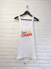 TH Gallery - Fresh Lemonade - Débardeur-T shirt-Atelier Amelot