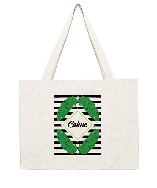 Calme - Shopping bag-Sacs-Atelier Amelot
