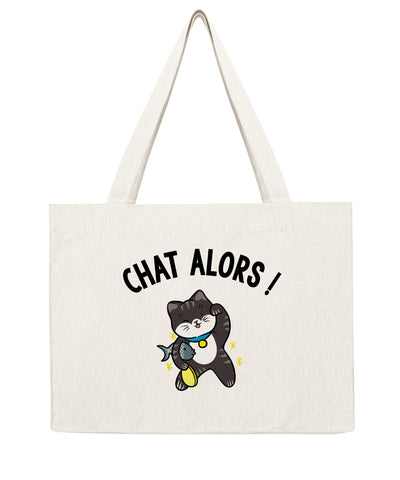 Chat alors neko - Shopping bag