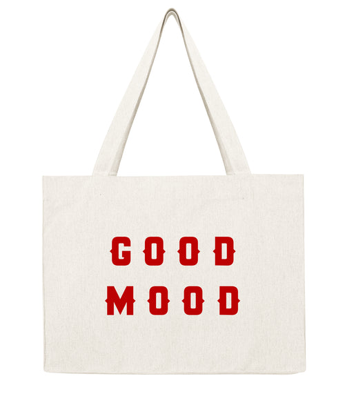 Good Mood - Shopping bag-Sacs-Atelier Amelot