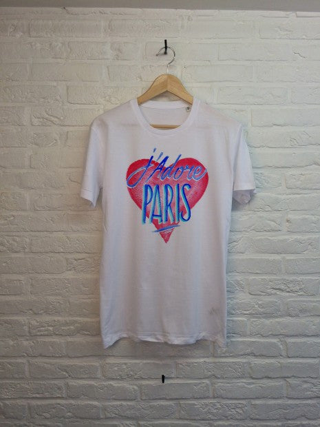 TH Gallery - J'adore Paris-T shirt-Atelier Amelot