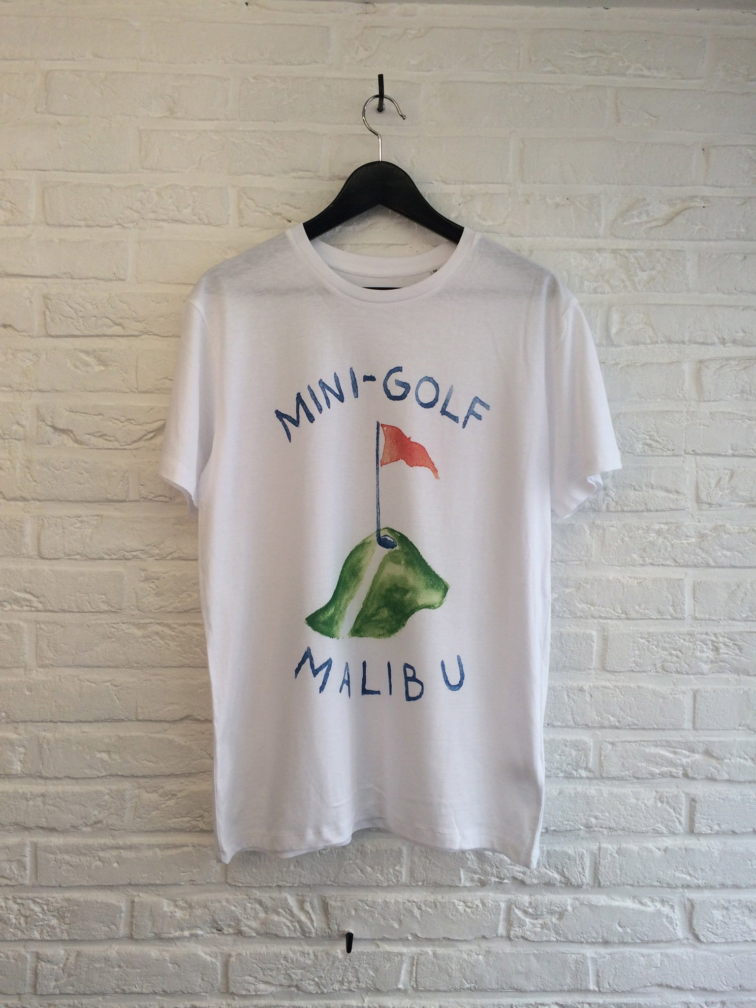 TH Gallery - Mini Golf Malibu-T shirt-Atelier Amelot