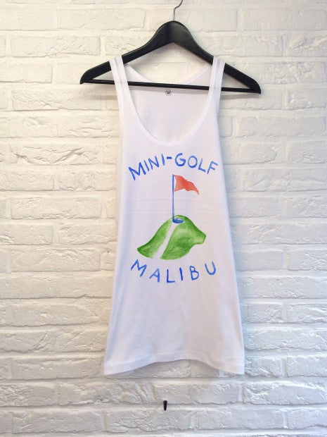TH Gallery - Mini Golf Malibu - Débardeur-T shirt-Atelier Amelot