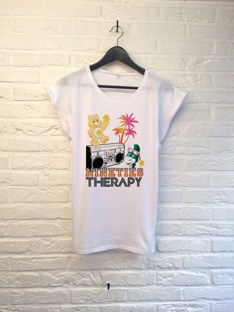 TH Gallery - Nineties Therapy - Femme-T shirt-Atelier Amelot