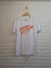 TH Gallery - Parisian Nightmare (orange)-T shirt-Atelier Amelot