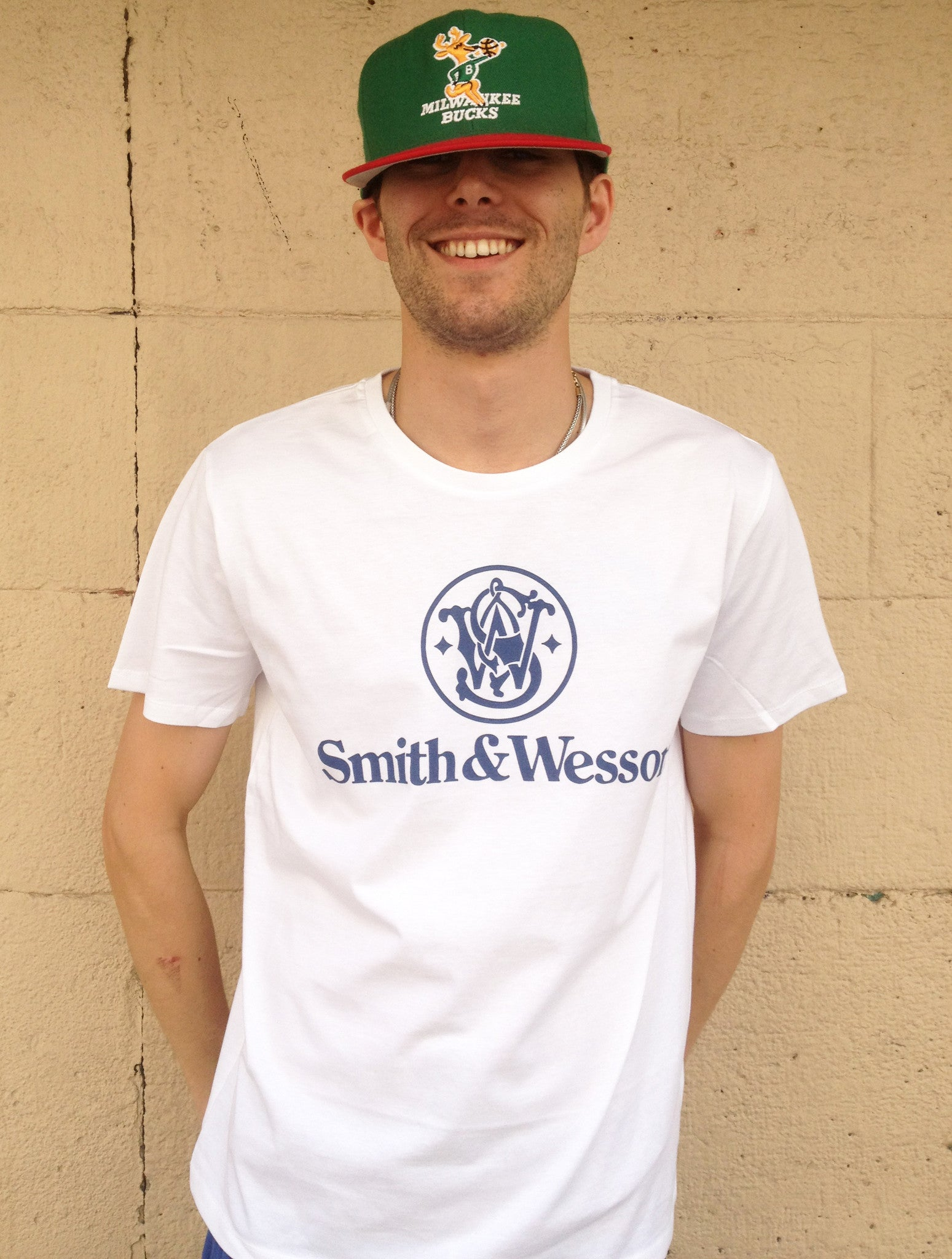 Smith & Wesson-T shirt-Atelier Amelot