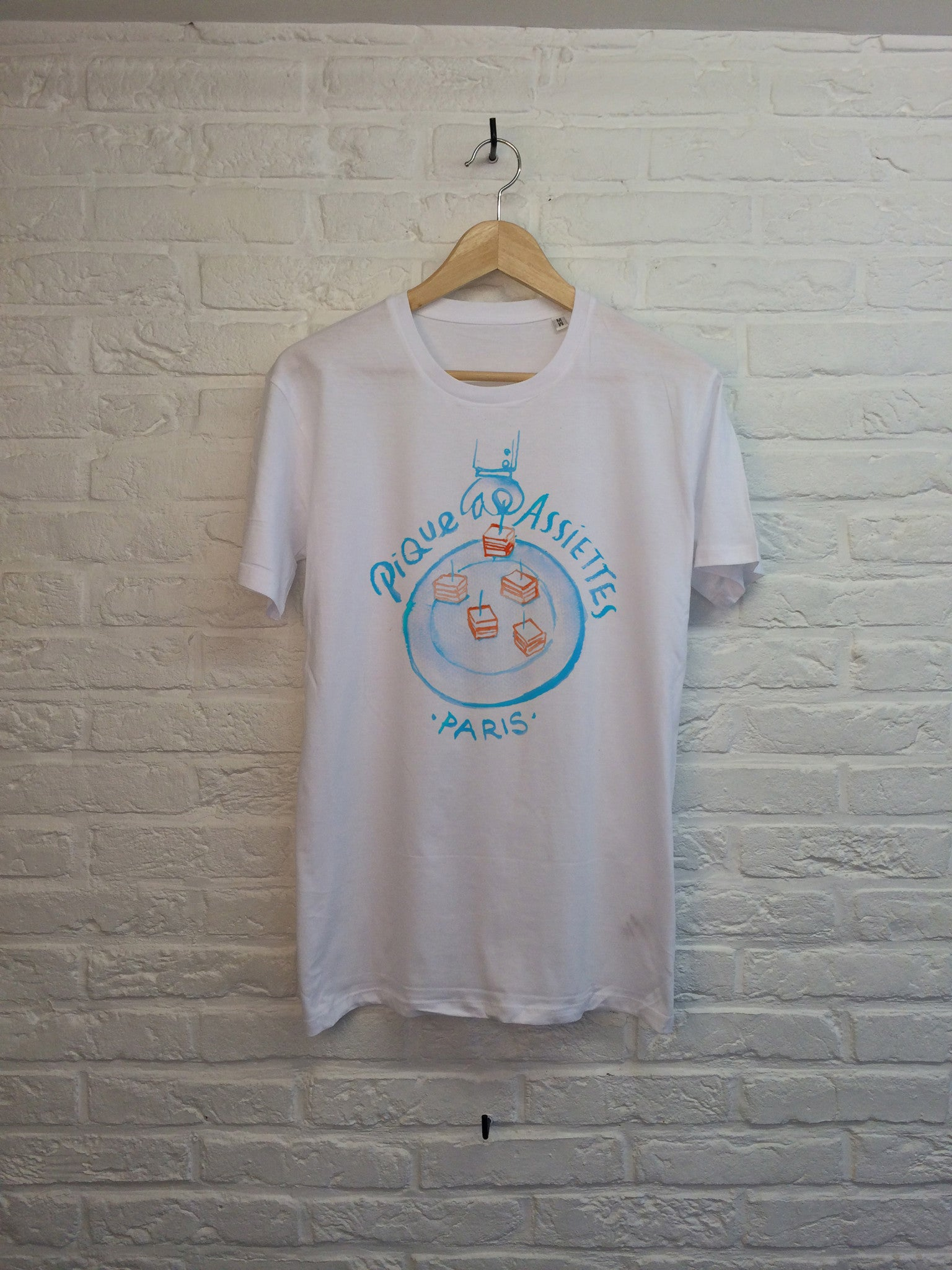 TH Gallery - Pique Assiette-T shirt-Atelier Amelot