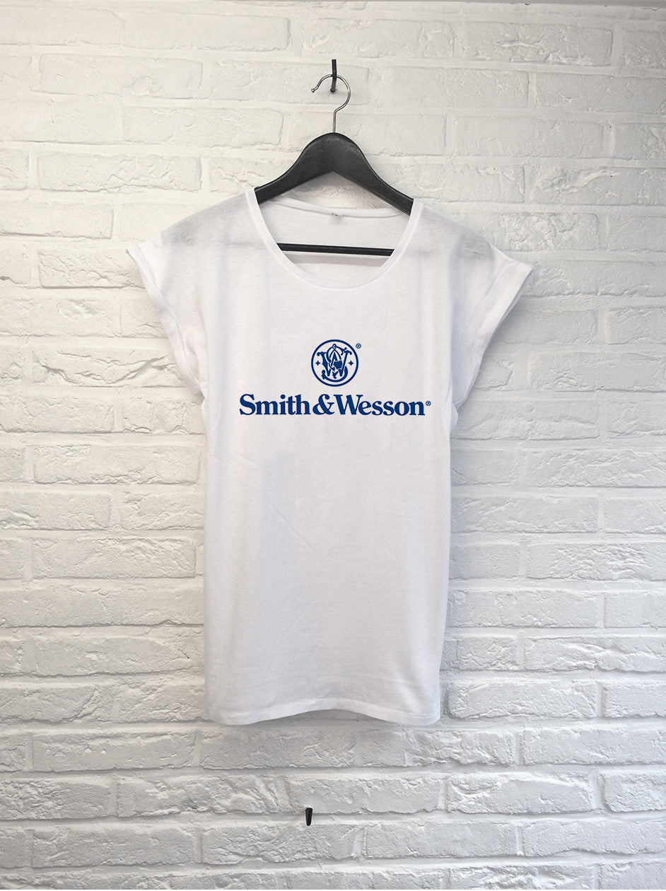 Smith & wasson - Femme-T shirt-Atelier Amelot