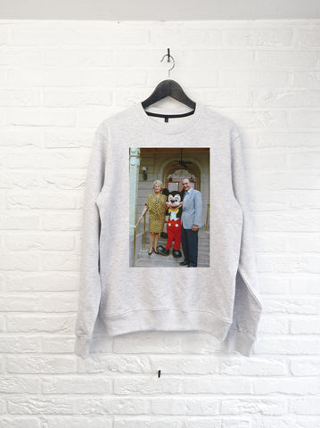 Chirac mickey sweat