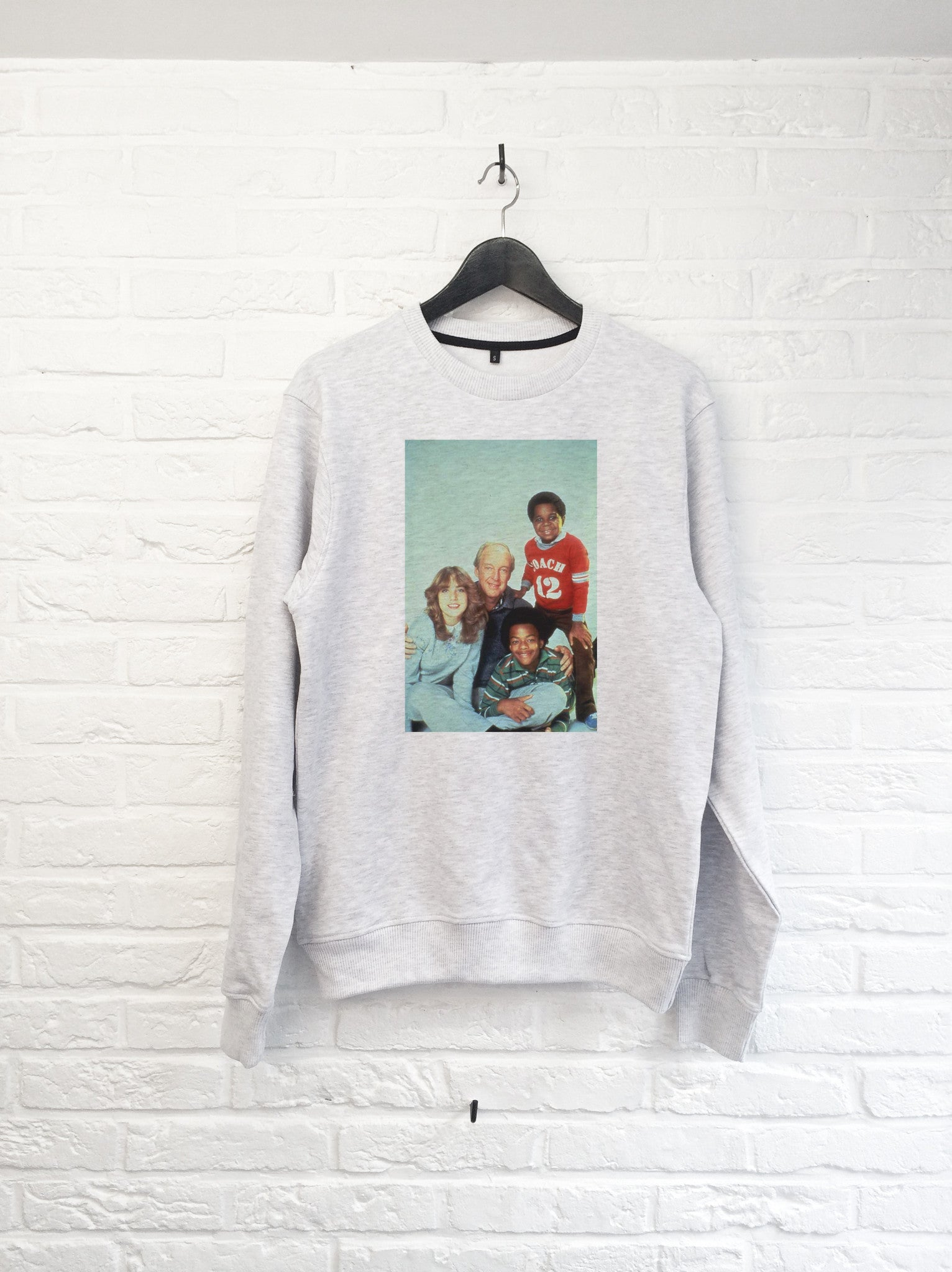 Arnold et Willy famille - Sweat-Sweat shirts-Atelier Amelot