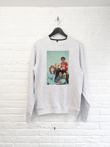 Arnold et Willy famille - Sweat
