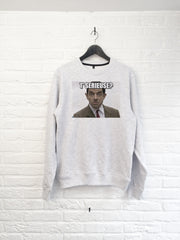 T'es serieuse Mr Bean - Sweat-Sweat shirts-Atelier Amelot