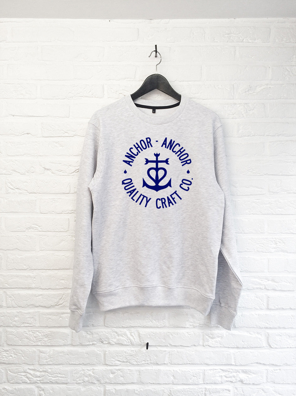 TH Gallery - Anchor Anchor - Sweat-Sweat shirts-Atelier Amelot