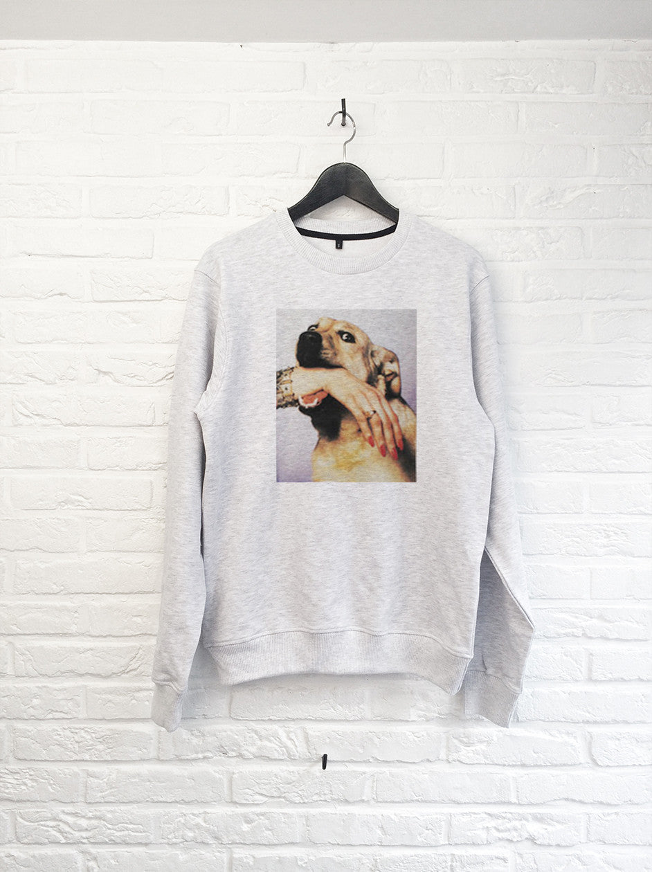 Chien Mord - Sweat-Sweat shirts-Atelier Amelot