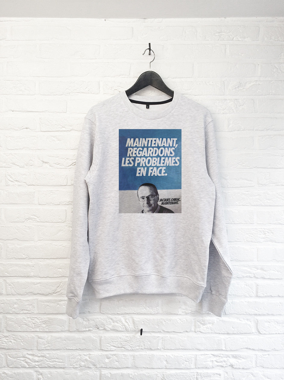 Chirac en face - Sweat