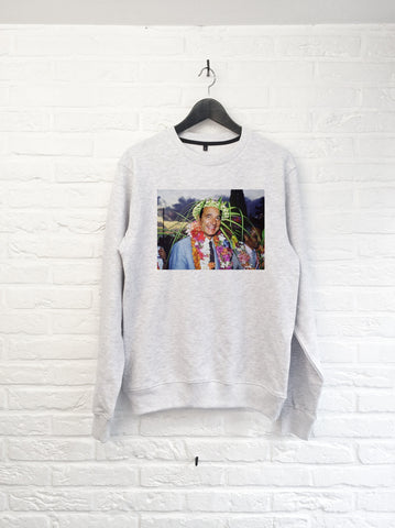 Chirac Tahiti Sweat