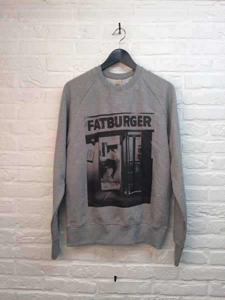 Fatburger Sweat-Sweat shirts-Atelier Amelot