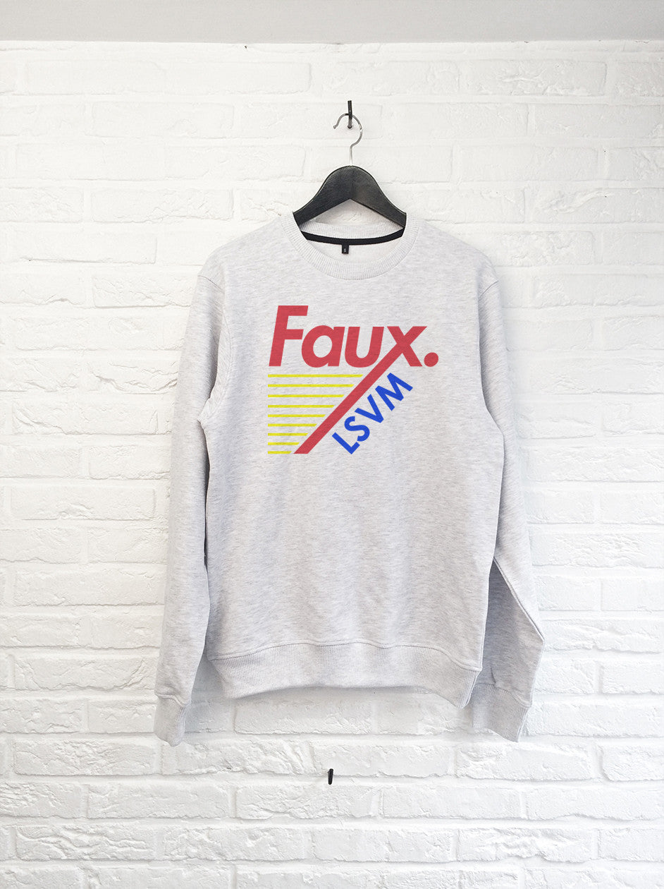 FAUX Only - Sweat-Sweat shirts-Atelier Amelot