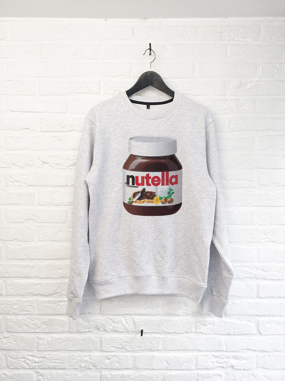 Nutella - Sweat-Sweat shirts-Atelier Amelot