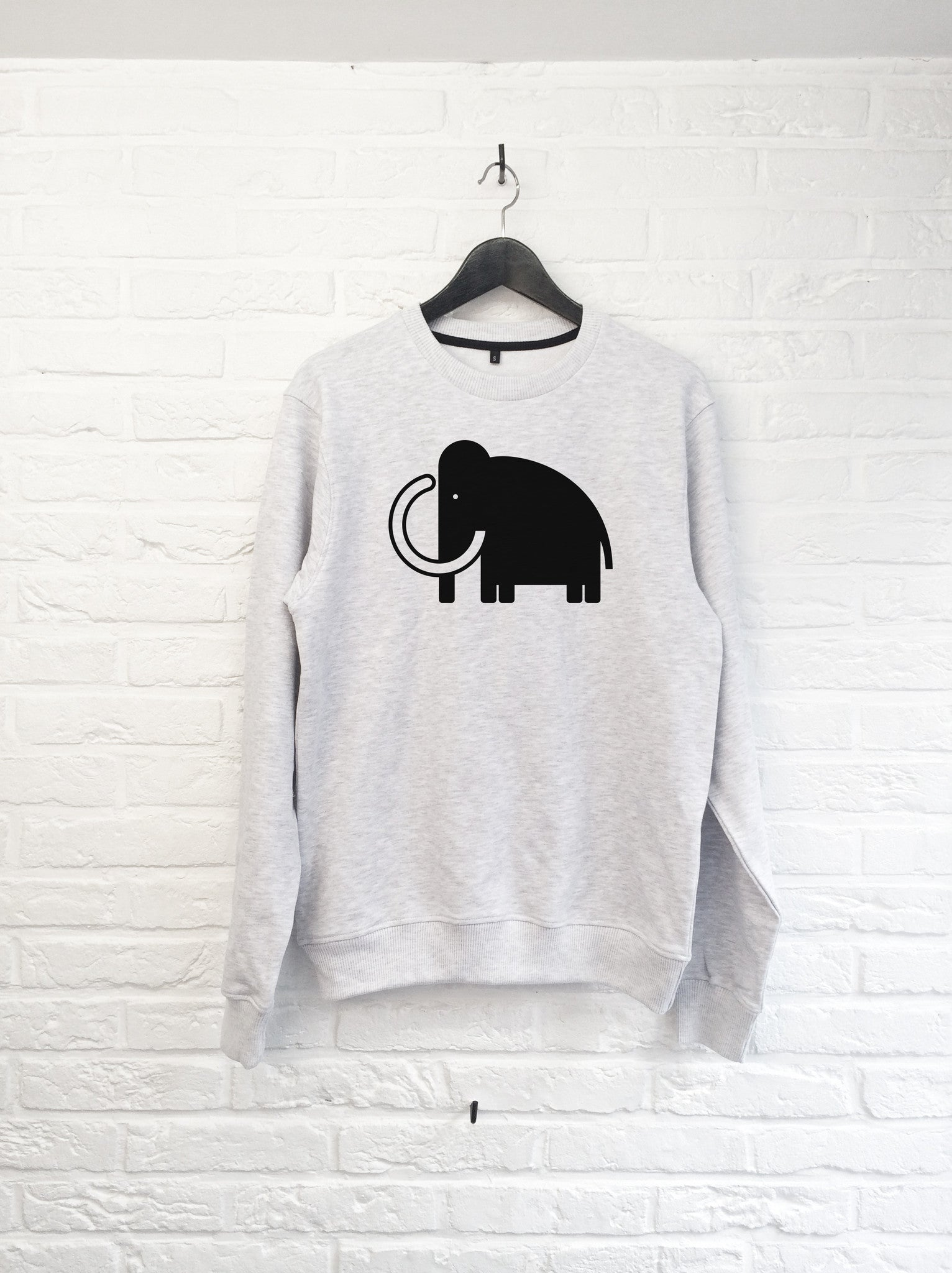 Old Mammouth - Sweat-Sweat shirts-Atelier Amelot