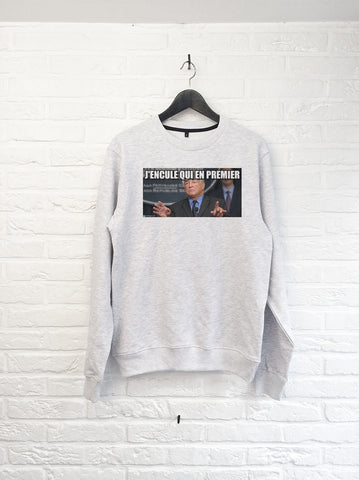 DSK - Qui en premier - Sweat