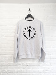 Radio Londres - Sweat-Sweat shirts-Atelier Amelot