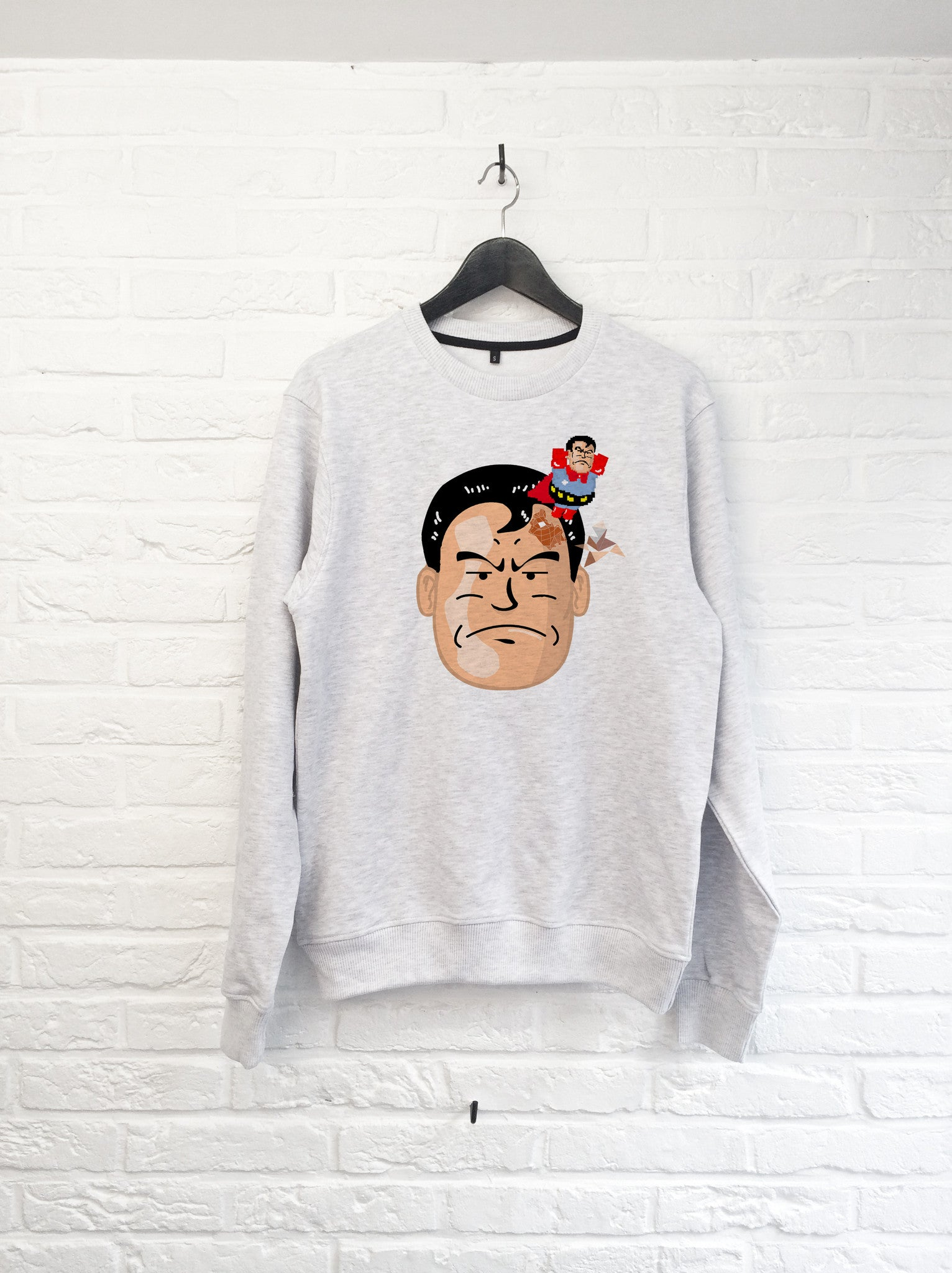 TH Gallery - Supaman - Sweat-T shirt-Atelier Amelot