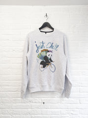 TH Gallery - Panda Just Chill - Sweat-Sweat shirts-Atelier Amelot