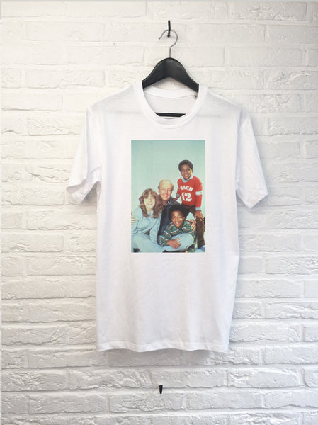 Arnold et Willy famille-T shirt-Atelier Amelot