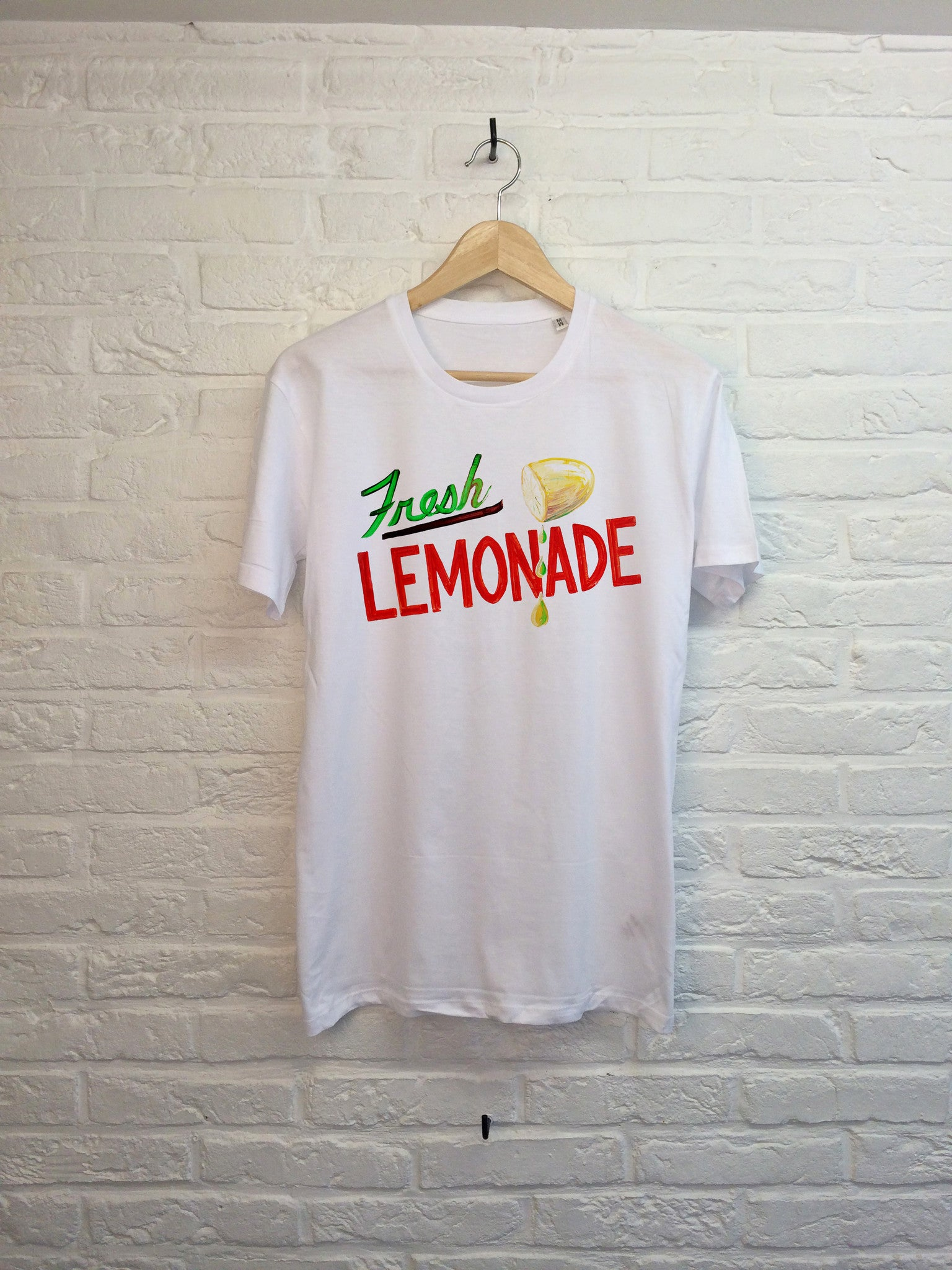 TH Gallery - Fresh Lemonade-T shirt-Atelier Amelot