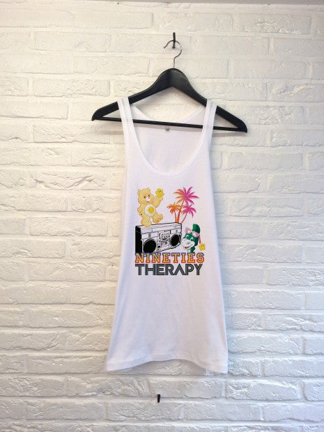 TH Gallery - Nineties Therapy - Débardeur-T shirt-Atelier Amelot