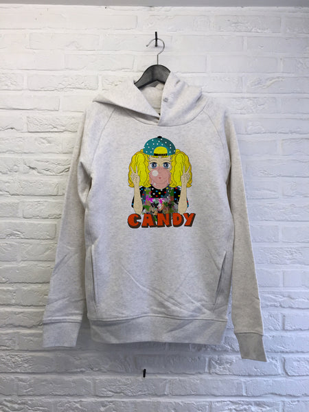 TH Gallery - Candy - Hoodie Deluxe Creme chine