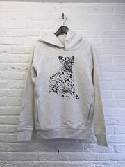 TH Gallery - Guepard - Hoodie Deluxe Creme chine