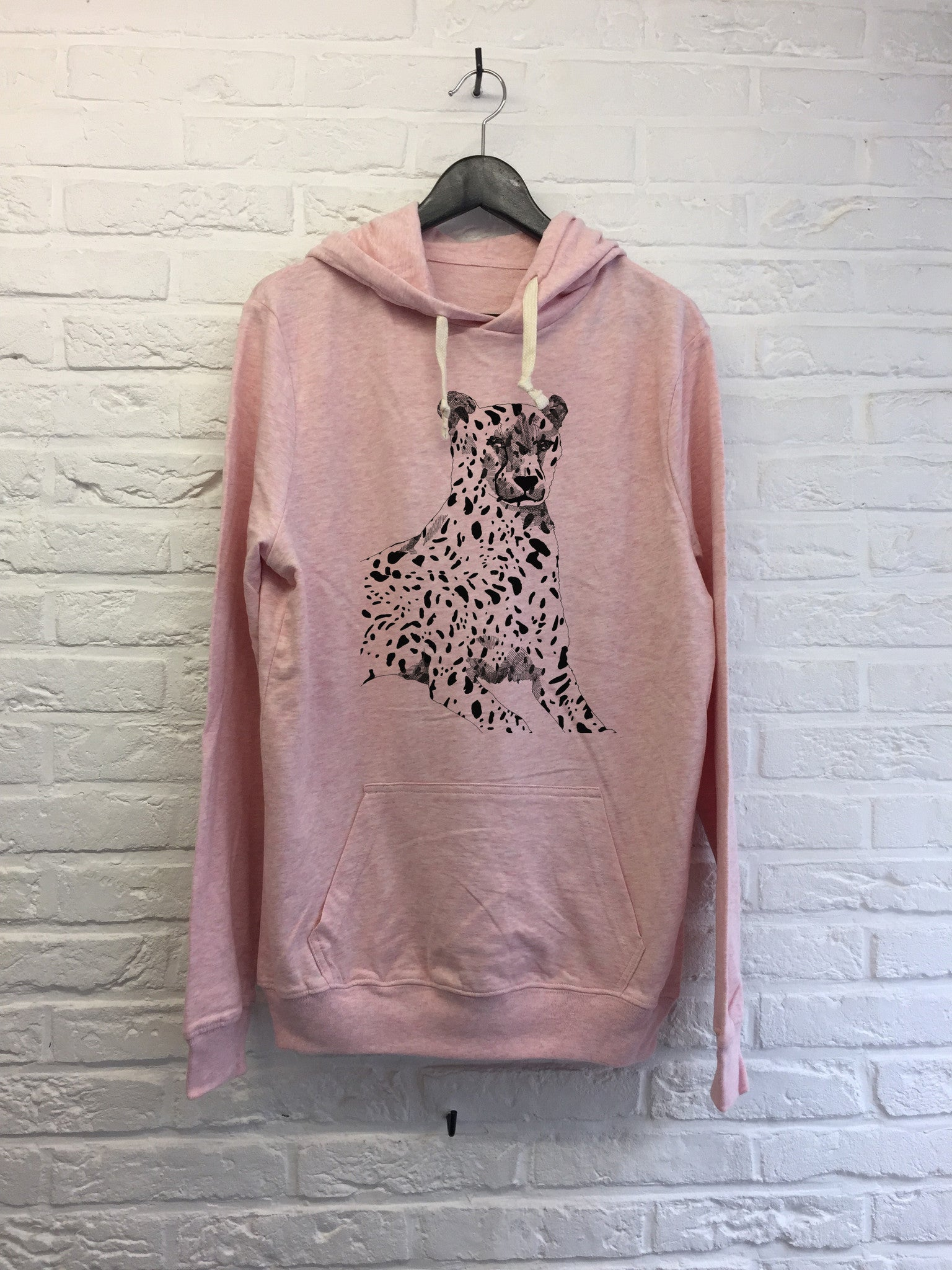 TH Gallery - Guepard - Hoodie super soft touch-Sweat shirts-Atelier Amelot