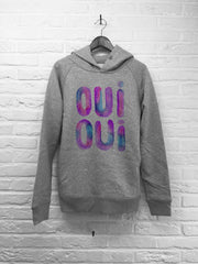 TH Gallery - Oui Oui - Hoodies Deluxe Gris