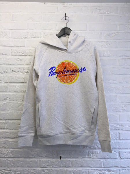 TH Gallery - Pamplemousse - Hoodies Deluxe Creme chine