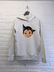 TH Gallery - Astro Boy - Hoodie Deluxe Creme chine